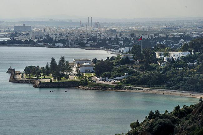 Túnez - Cartago - Sidi Bou Saïd - Palacio Presidencial 05