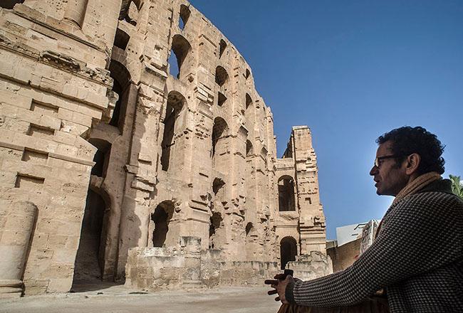 Túnez - El Jem - Amfiteatro 33