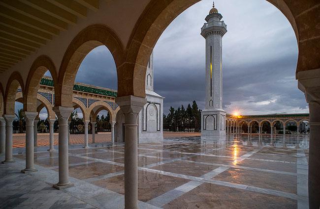 Túnez - Monastir - Mausoleo De Bourguiba 30