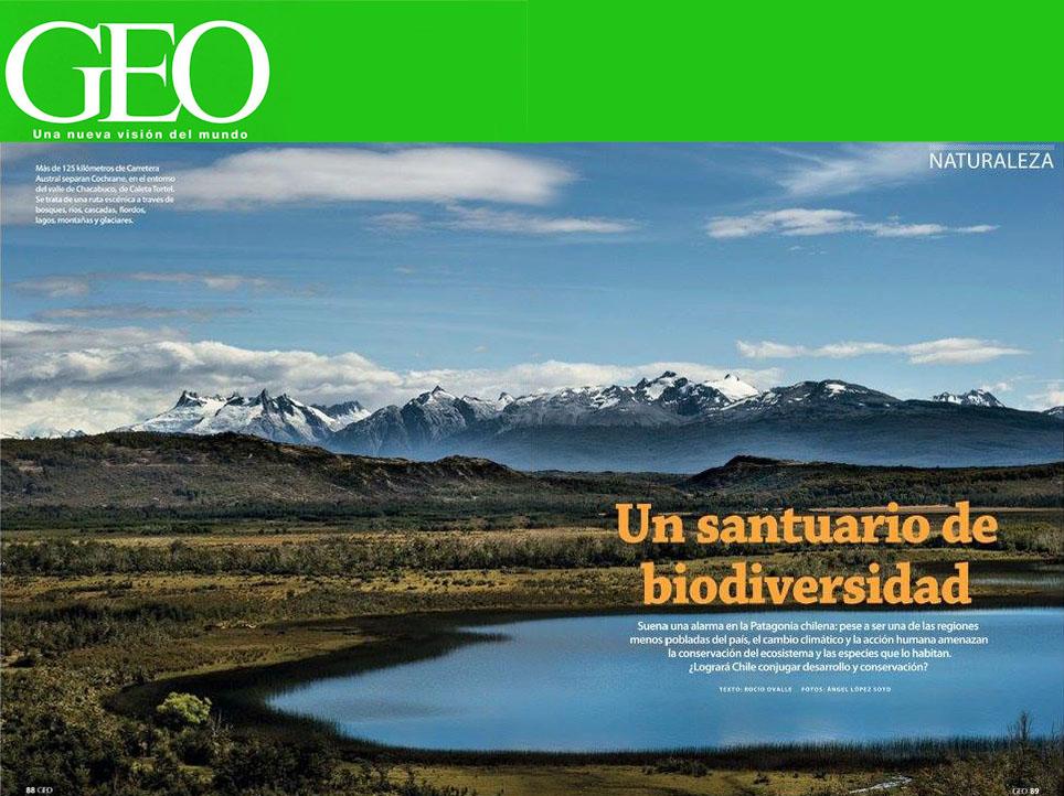 Geo Patagonia