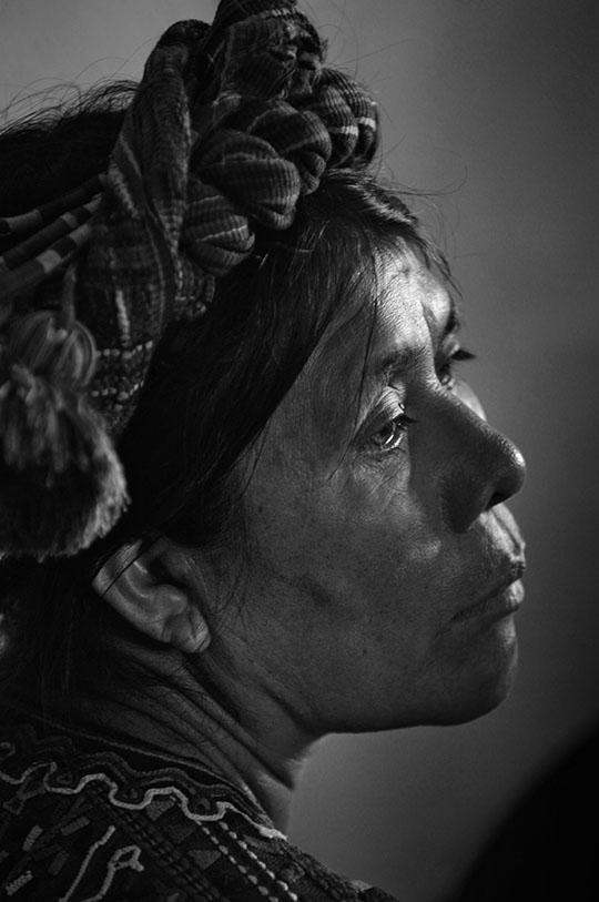 Mujer Ixil de El Quiché 4312  GEA