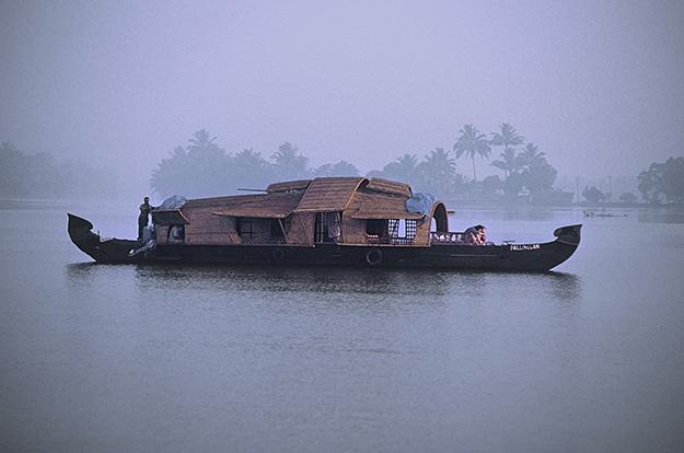 Kerala-Casa-barco