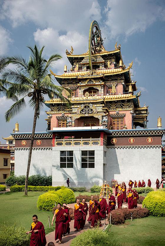 Monasterio-tibetano-de-Namdroling
