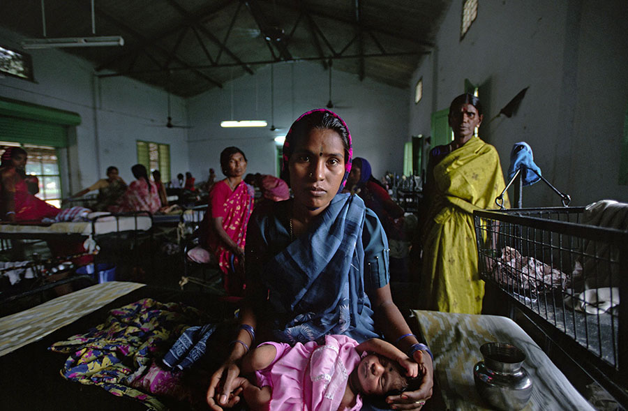 Recién Nacida-Centro de Planificación Familiar